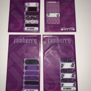 NIB Younique Nail Wraps by Jamberry